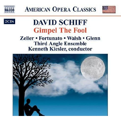 D Schiff - Gimpel The Fool (CD)