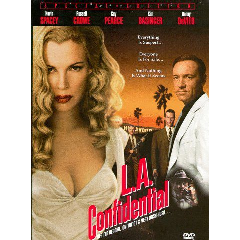 L.A. Confidential (1997) - (DVD)