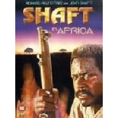 Shaft In Africa - (DVD)
