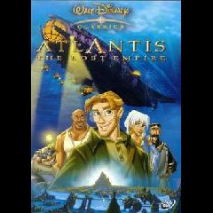 Atlantis: The Lost Empire (Standard Edition)(DVD)