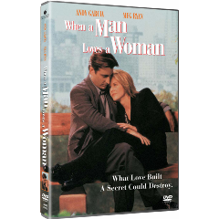 When A Man Loves A Woman (1994)(DVD)
