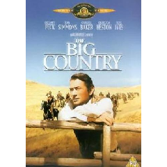 The Big Country - (DVD)