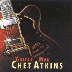 Atkins Chet - Guitar Man (CD)