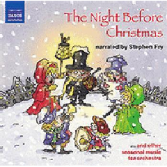 The Night Before Christmas - Various Artists (CD)