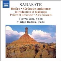 Sarasate: Bolero - Bolero / Serenade Andalouse (CD)