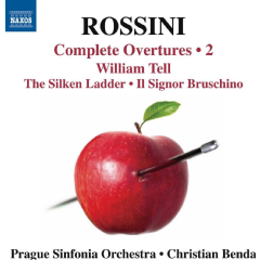 Prague Sinfonia Orchestra - Complete Overtures - Vol.2 (CD)
