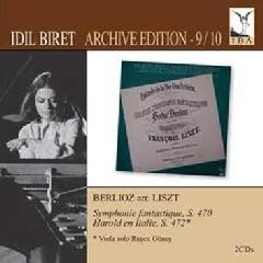 Berlioz: Symphonie Fantastique (arr Pian - Archive Edition - Vols.9 & 10 (CD)