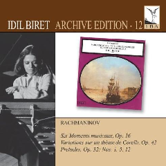 Rachmaninov:Idil Biret Archive Ed V12 - (Import CD)