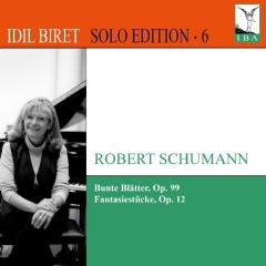 Schumann:Solo Edition Vol 6 Bunte Bla - (Import CD)