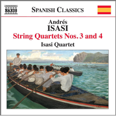 Isasi:Complete String Quartets Vol 2 - (Import CD)