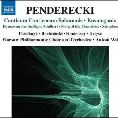 Penderecki:Canticum Canticorum Salomo - (Import CD)