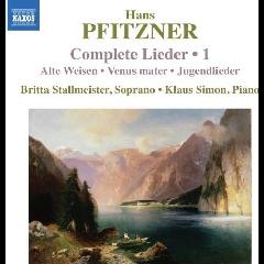 Staalmeister, Britta - Complete Lieder - Vol.1 (CD)