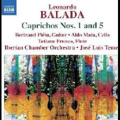 Balada - Caprichos Nos.1 & 5 (CD)