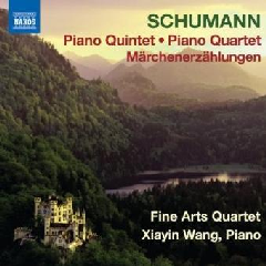 Wang/fine Arts Quartet - Piano Quintet / Quartet (CD)
