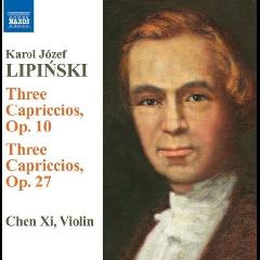 Lipinski:Three Capriccios Ops 10 27 - (Import CD)