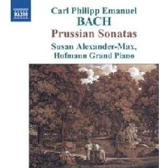 Susan Alexander-max - Prussian Sonatas (CD)