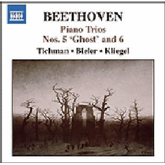 Beethoven - Piano Trios Nos.5 & 6 (CD)
