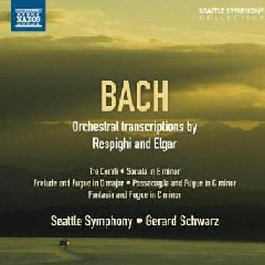 Bach/elgar/respighi:orchestral Transcrip - Orchestral Transcriptions (CD)