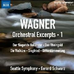 Seattle Symphony/schwarz - Overtures / Excerpts (CD)
