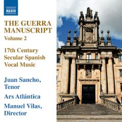 Sancho/ars Atlantica/vilas - The Guerra Manuscript - Vol.2 (CD)