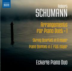 Schumann:Arrangements for Piano Duet - (Import CD)