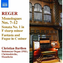 Barthen, Christian - Organ Works - Vol.13 (CD)