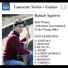 Guitar Recital: Rafael Aguirre - Guitar Recital (CD)