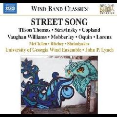 Uni Georgia Wind Ensemble - Street Song (CD)