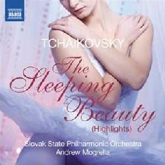 Slovak State Po/mogrelia - Sleeping Beauty (CD)