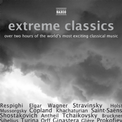 Extreme Classics - Various Artists (CD)