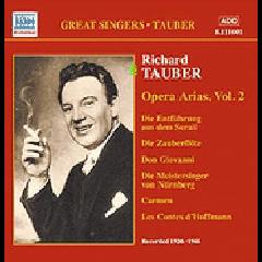 Richard Tauber - Opera Arias - Vol.2 (CD)