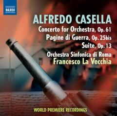 Orchestra Sinf Roma/vecchia - Concerto For Orchestra (CD)