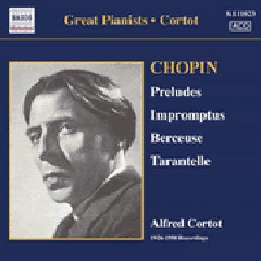 Great Pianists - 24 Preludes Op 28 (CD)