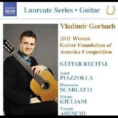 Guitar Laureate Series:Vladimir Gorba - (Import CD)