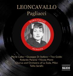 Callas Maria - Pagliacci (CD)