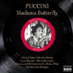 Puccini - Grt Op Rec'ings: M. Butterfly (CD)