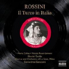 Callas Maria - Il'turco In Italia (CD)