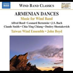 Taiwan Wind Ensemble - Armenian Dances (CD)
