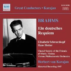 Brahms - Ein Deutsches Requiem (CD)