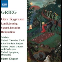 Soloists / Malmo Chamber Choir - Landkjending / Sigurd Jorsalfar (CD)