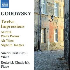 Rashidova, Nasrin - Music For Violin And Piano (CD)
