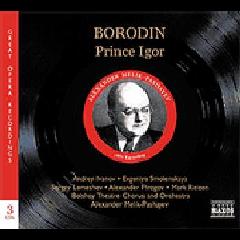 Prince Igor - Historical Recording - Various Artists (CD)