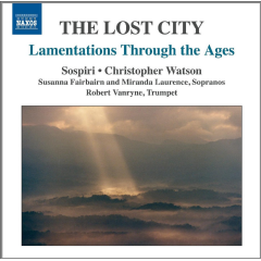 Sospiri - Lost City - Lamentations Through The Ages (CD)