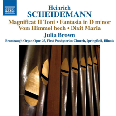 Brown, Julia - Organ Works - Vol.7 (CD)