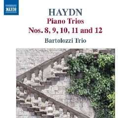 Bartolozzi Trio - Piano Trios - Vol.4 Nos.8-12 (CD)