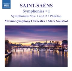 Malm SymfoniOrkester - Symphonies Nos.1 & 2 / Phaton (Malm Symphony, Soustrot) (CD)