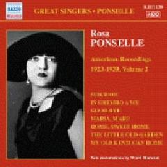 Rosa Ponselle - Vol.1 - Various Artists (CD)