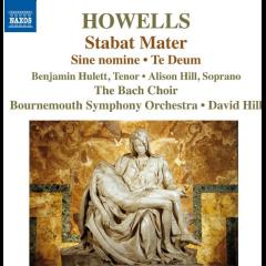 Boumemouth Symphony Hill - Stabat Mater / Te Deum / Sine Nomine (CD)