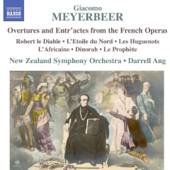 New Zealand Symphony Orchestra - Overtures And Entr'actes From The French Operas (new Zealand Symphony Orchestra, Ang) (CD)