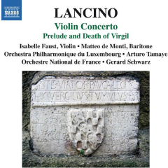 Luxembourg Philharmonic Orchestra - Violin Concerto / Prelude And Death Of Virgil (CD)